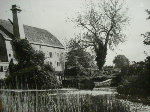 Walford Mill Old Photograph